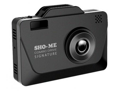 Видеорегистратор + антирадар Sho-Me Combo Drive Signature