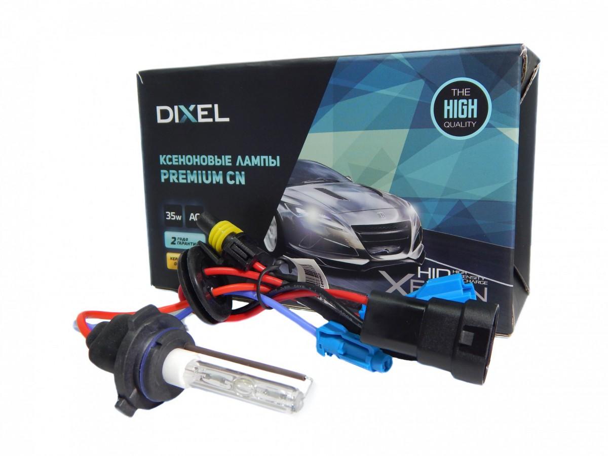 Ксеноновая лампа Dixel PREMIUM CN 4300, 5000, 6000K (все цоколи)