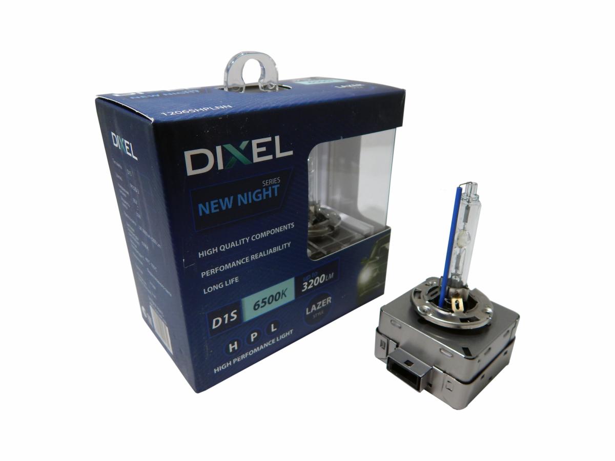 Ксеноновая лампа D1S Dixel HPL NEW NIGHT (комплект 2 шт.)