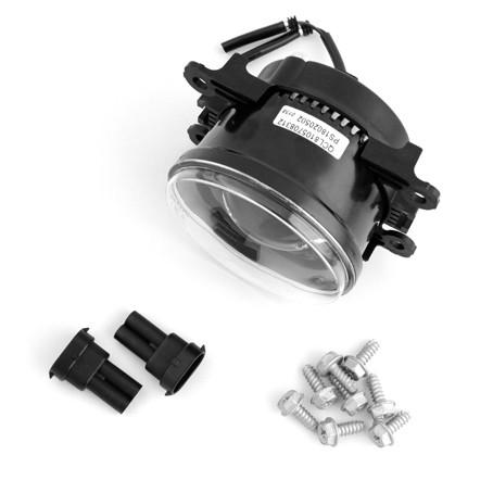 LED противотуманные фары MTF FL10WJ универсальные (линза)