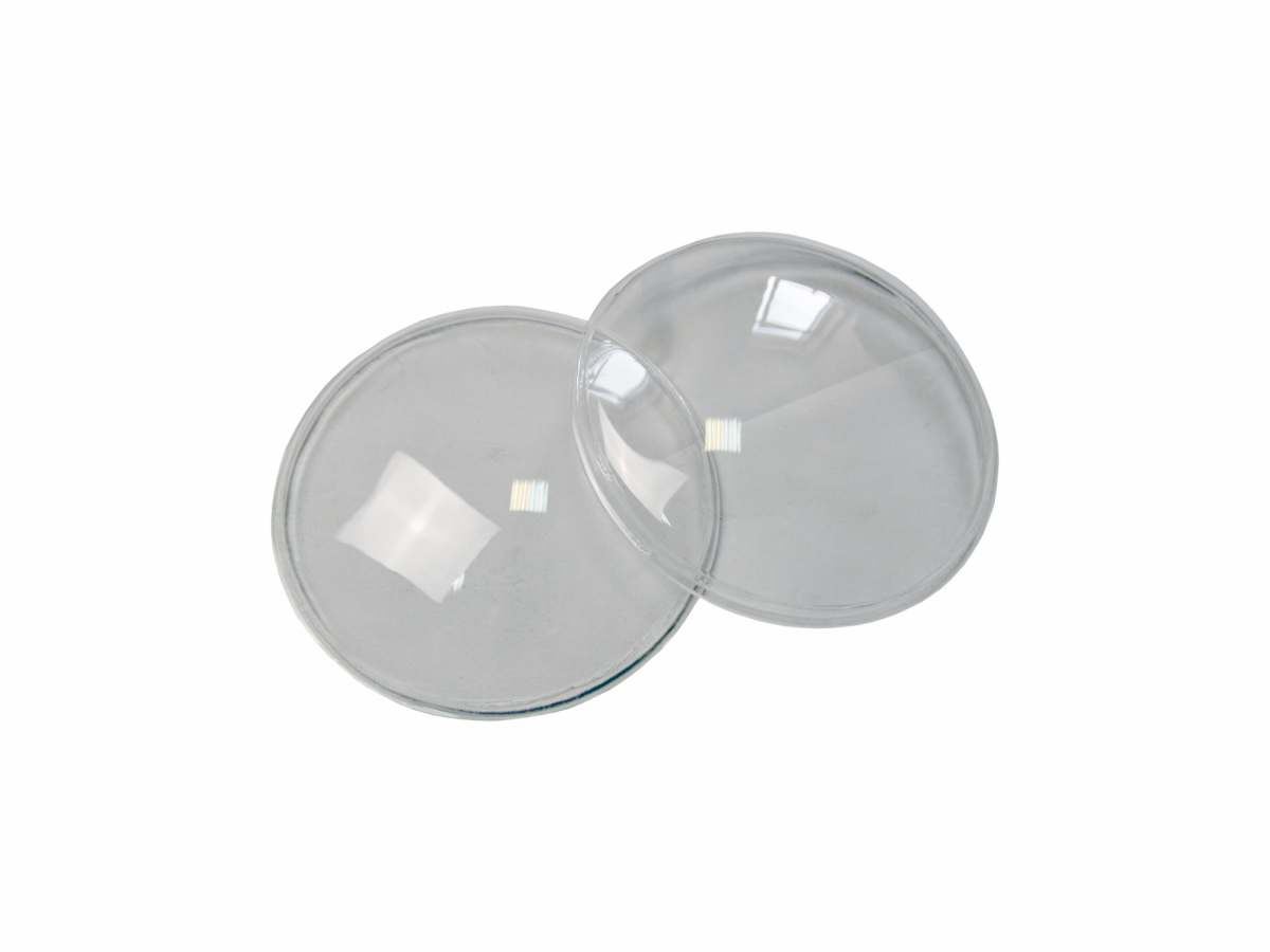 Гладкие стекла фар ВАЗ 2101/УАЗ/НИВА