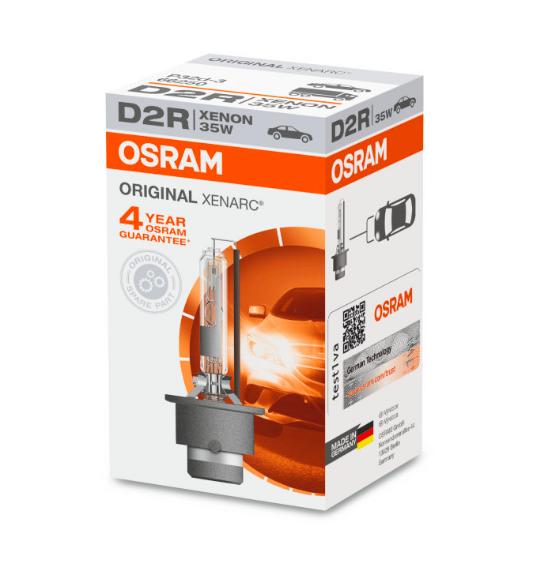 Ксеноновая лампа D2R Osram Original Xenarc 66250