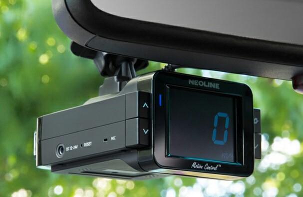 Видеорегистратор + антирадар Neoline X-COP 9100