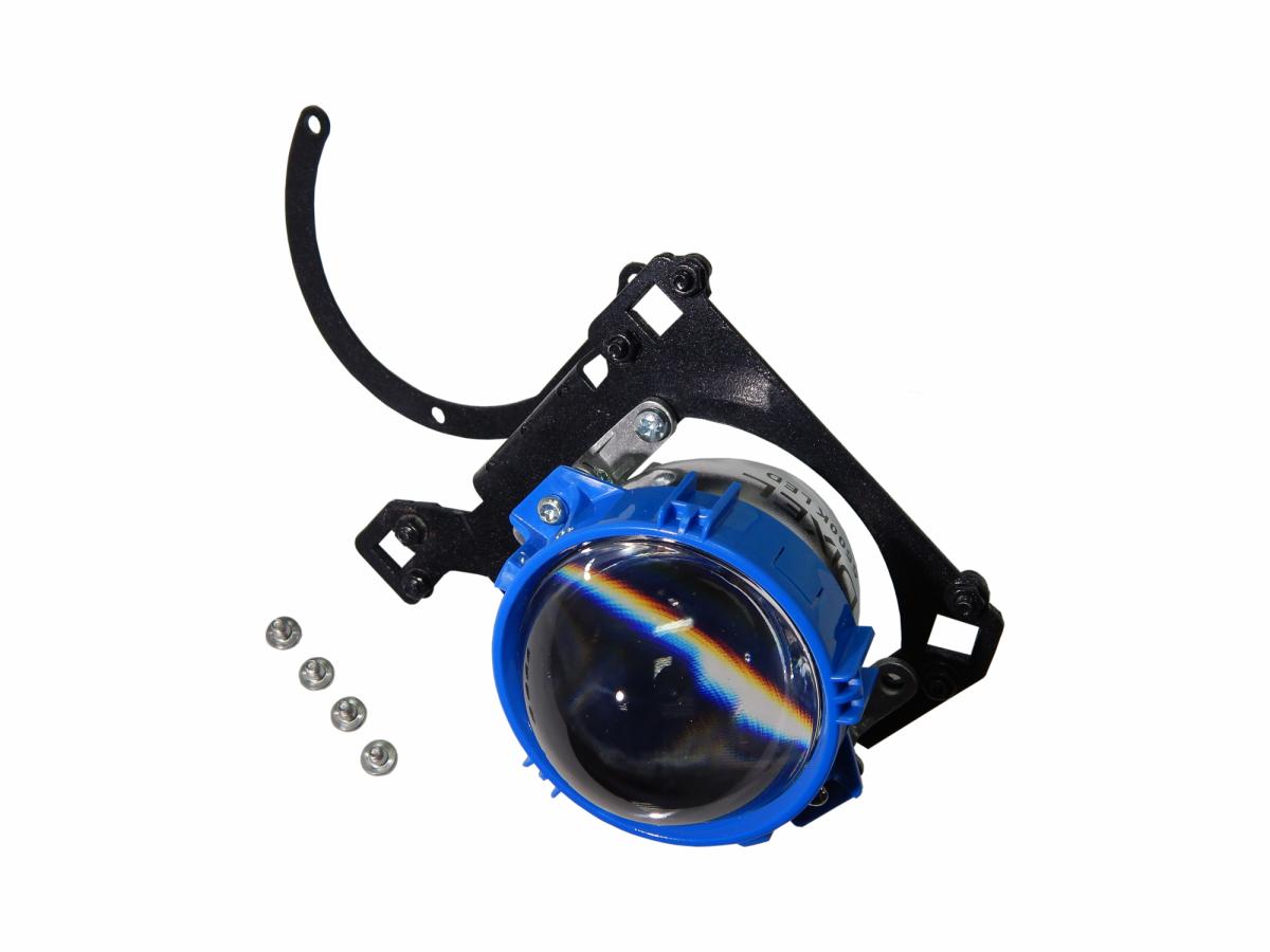 """Переходная рамка для светодиодных линз Dixel GTR Mini BI-LED 3.0"""""""