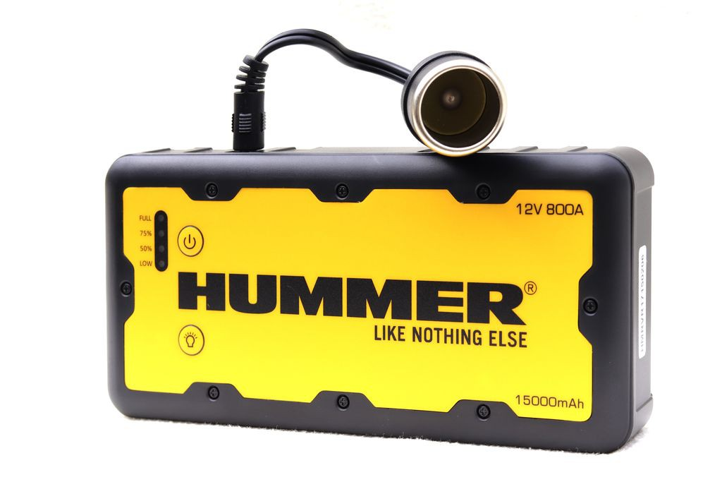 Пускозарядное устройство HUMMER H1 15000mA