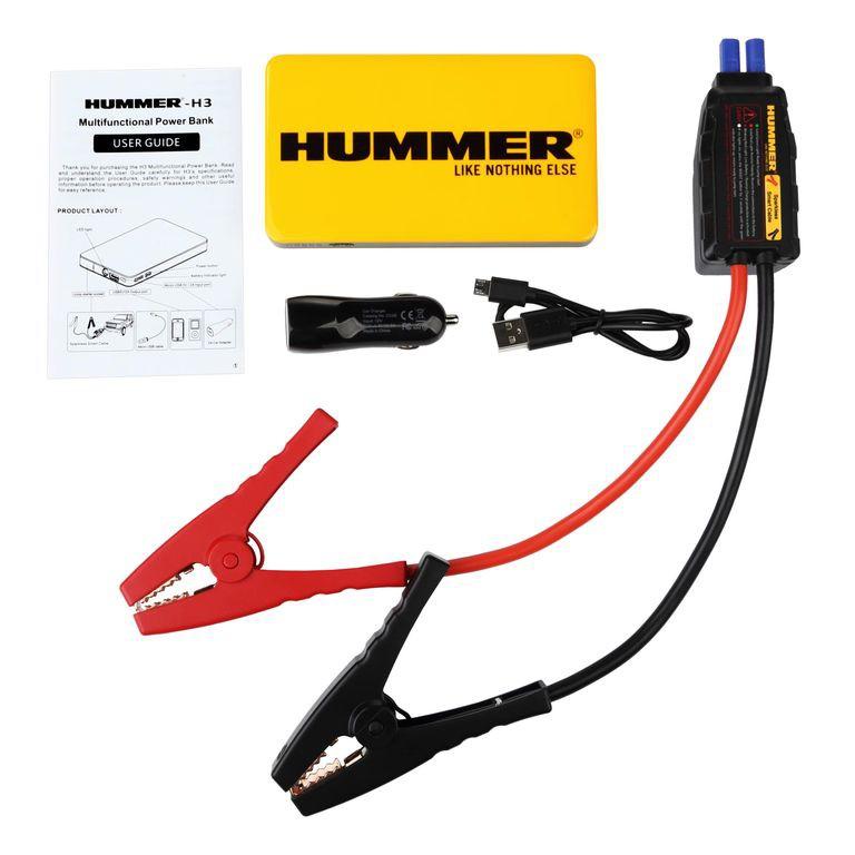 Пускозарядное устройство HUMMER H3 6000mAh