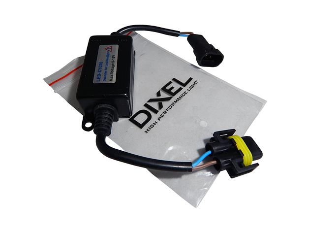Обманка Dixel II-Can-Bus для светодиодов основного света