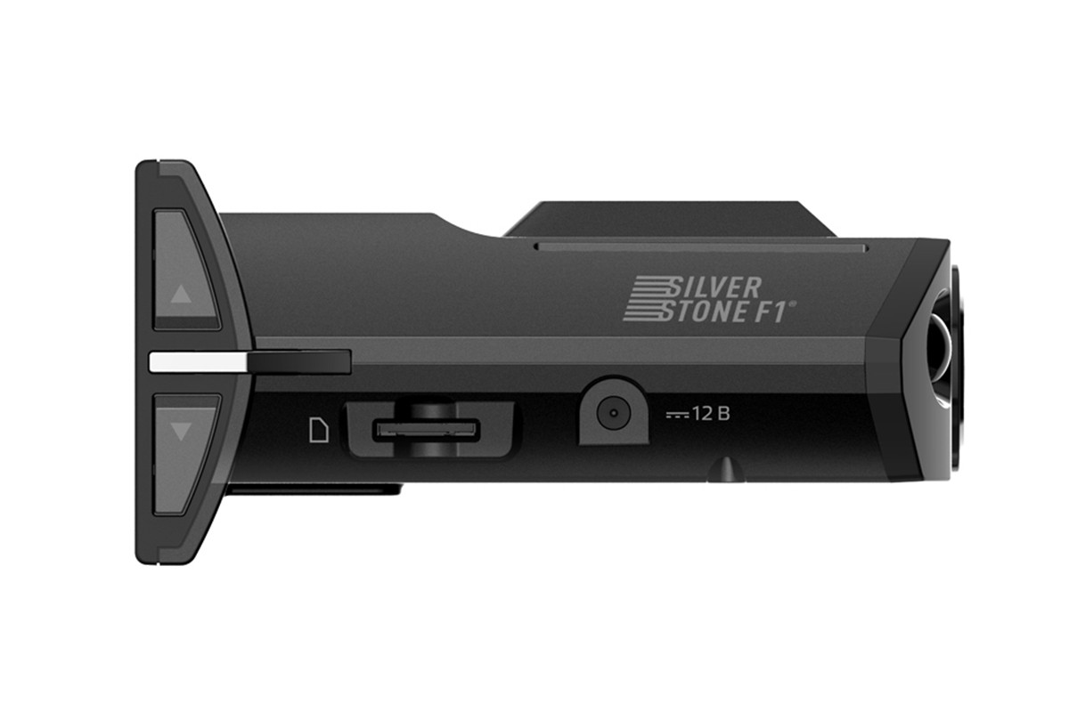 Видеорегистратор + антирадар SilverStone F1 HYBRID S-BOT