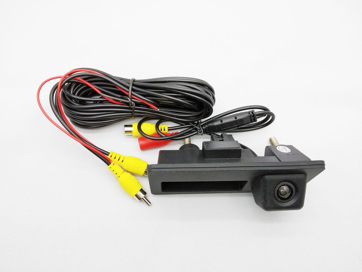 Камера заднего вида Audi A4(B8), Q3, Q5