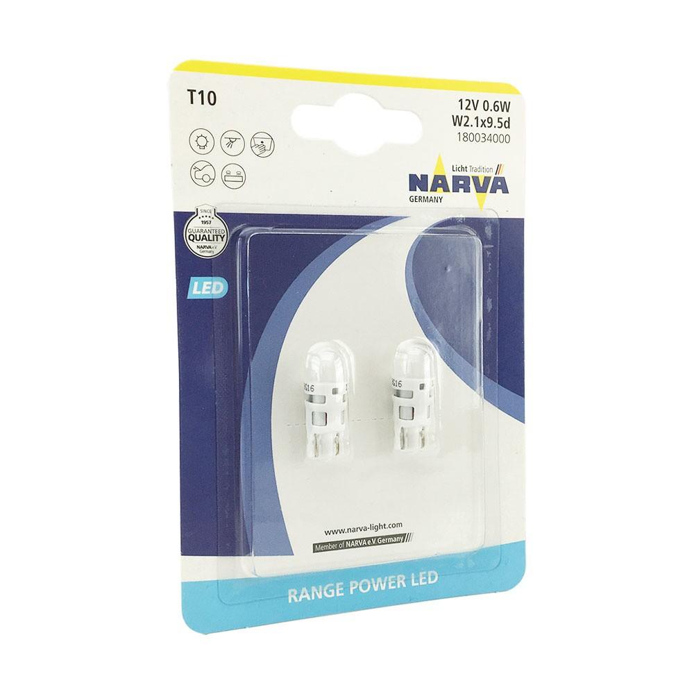Светодиодная лампа Narva LED-T10 W5W 6000K