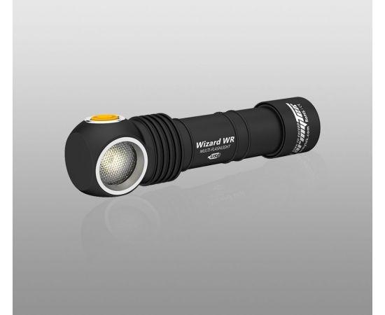 Мультифонарь Armytek Wizard WR Magnet USB + 18650