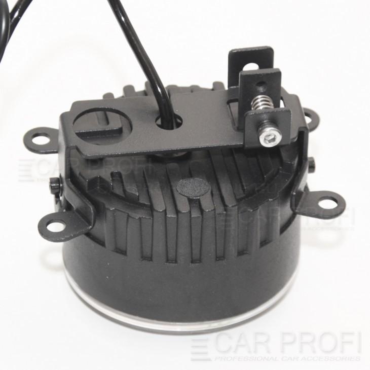 LED противотуманные фары CarProfi M701 универсальные