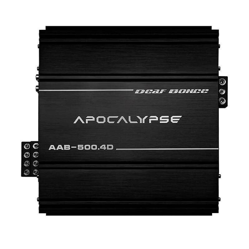 Усилитель Apocalypse AAB-500.4D