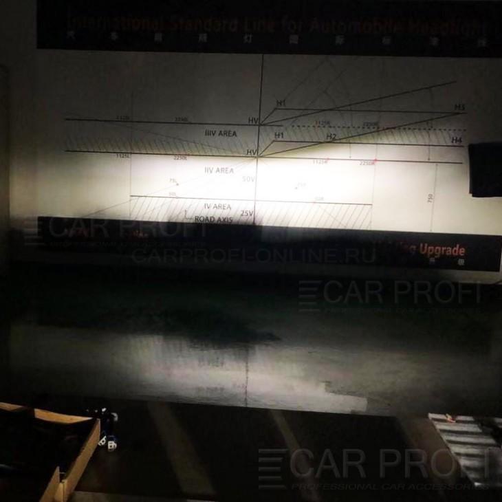 Светодиодные лампы Carprofi СP-S30 (H4 – ближний+дальний) - 2000Lm, 5500K