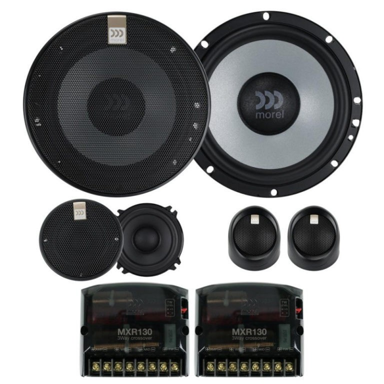 Компонентная акустика Morel Maximo Ultra 603 MK II