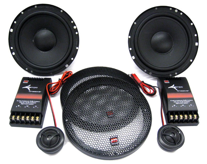 Компонентная акустика Morel Tempo 6