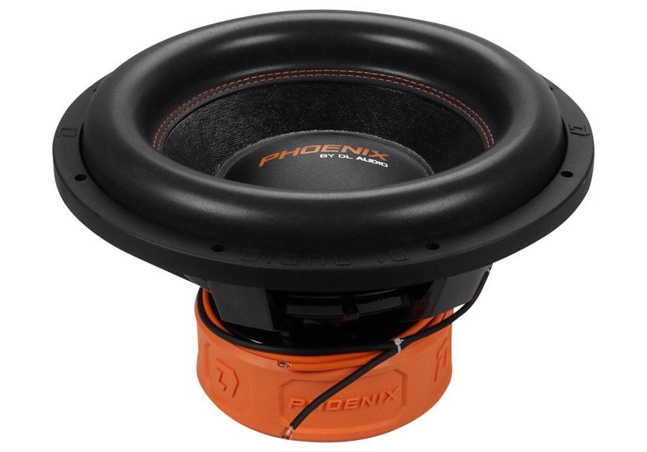 Сабвуфер DL Audio Phoenix 15