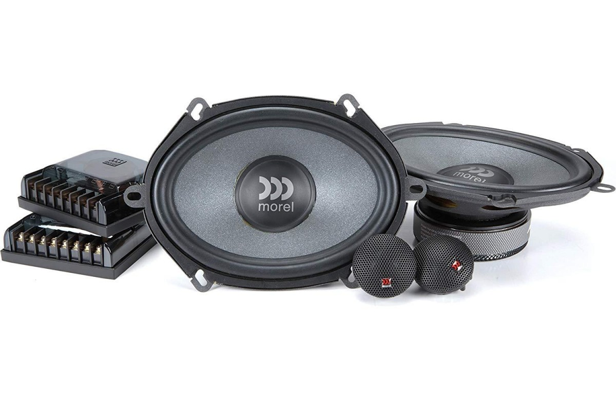Компонентная акустика Morel Tempo Ultra 572 2 Way