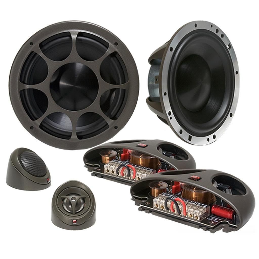Компонентная акустика Morel Elate Titanium 602