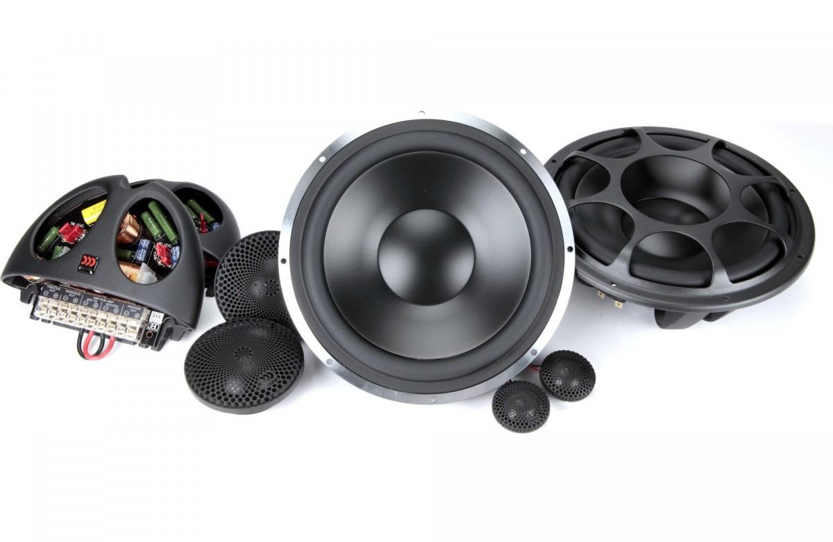 Компонентная акустика Morel Elate Titanium 903