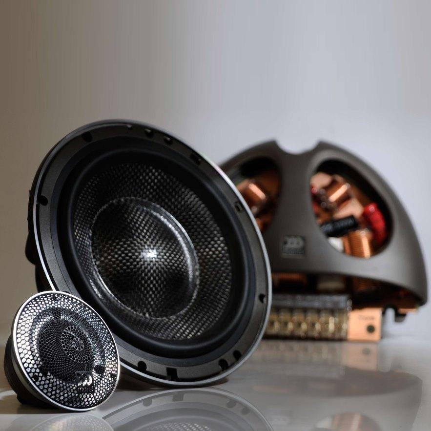 Компонентная акустика Morel Supremo 602