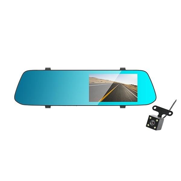 Видеорегистратор Sho-Me SFHD-800 (с камерой заднего вида)
