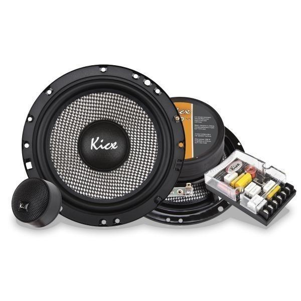 Компонентная акустика Kicx GFQ-6.2