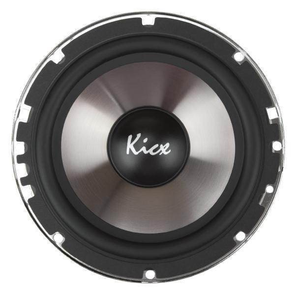 Компонентная акустика Kicx ICQ-6.2