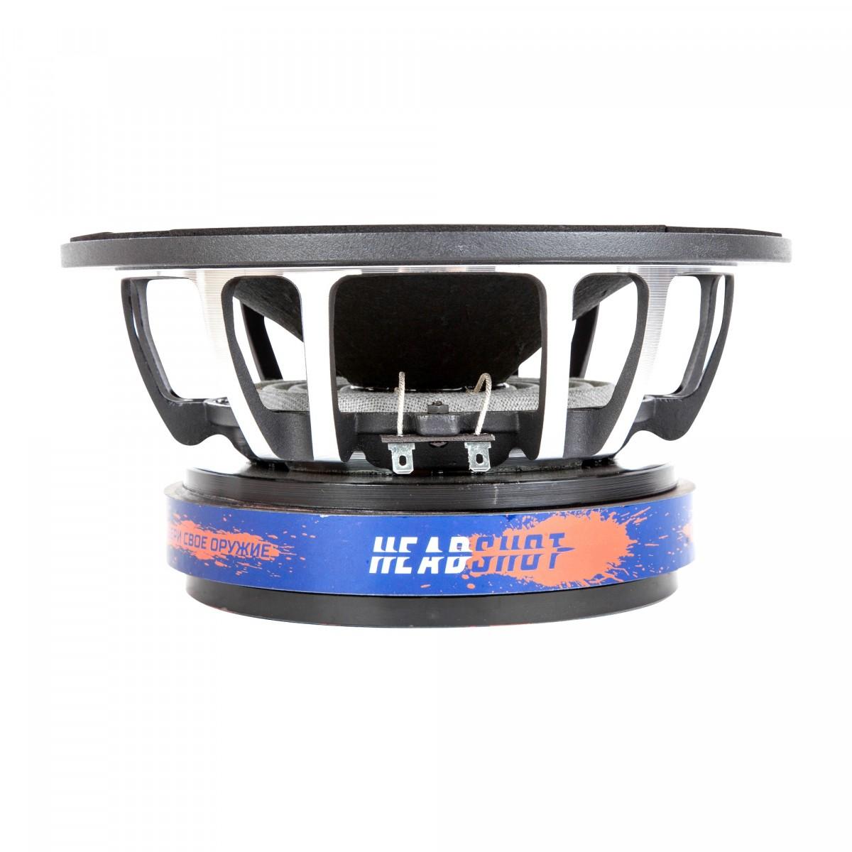 Среднечастотные динамики Kicx Headshot LS-80