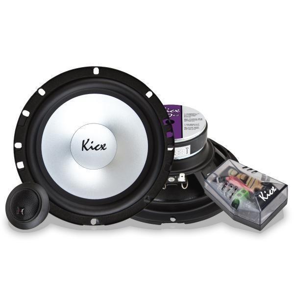 Компонентная акустика Kicx PD-6.2