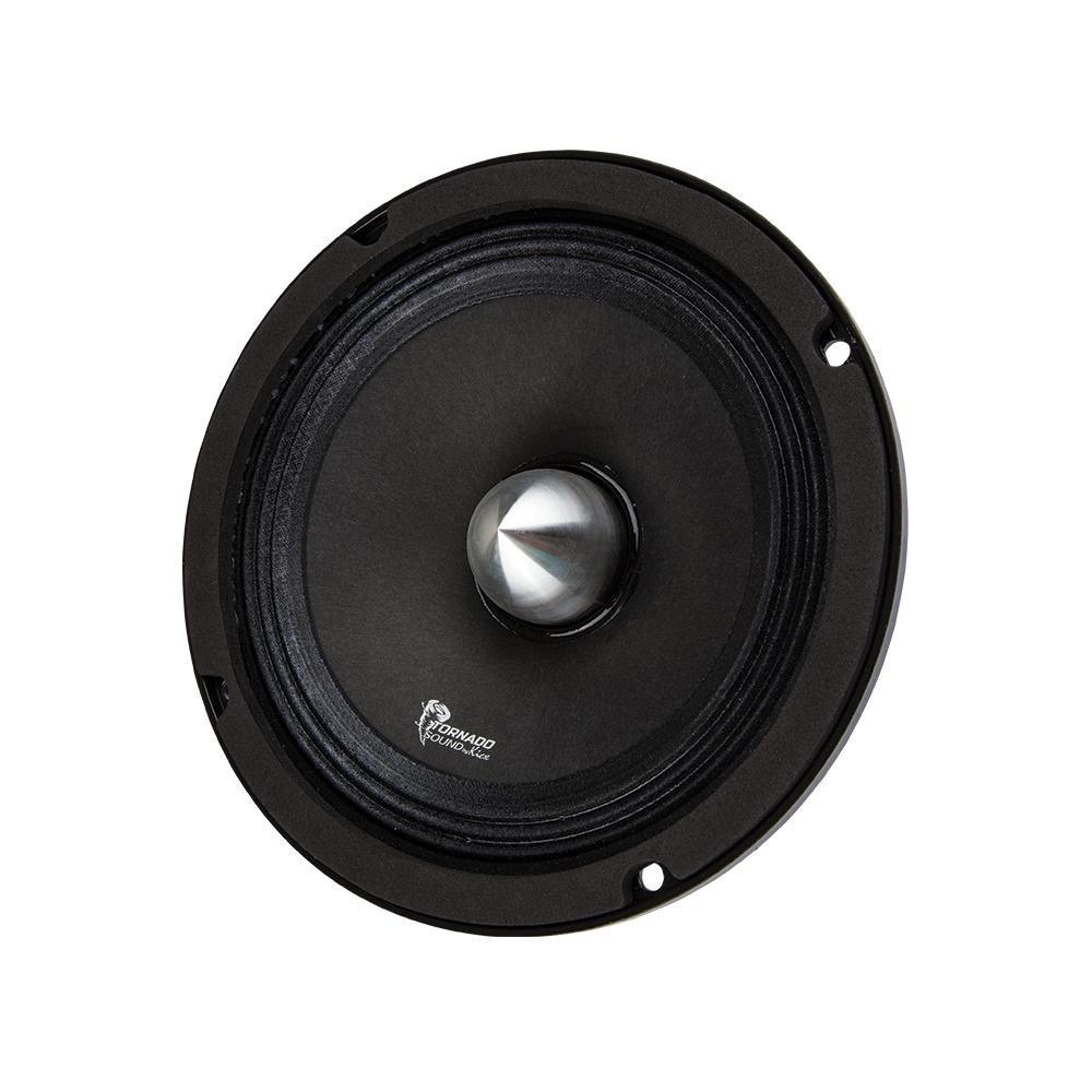 Среднечастотные динамики Kicx Tornado Sound 6.5PN (4 Ohm)