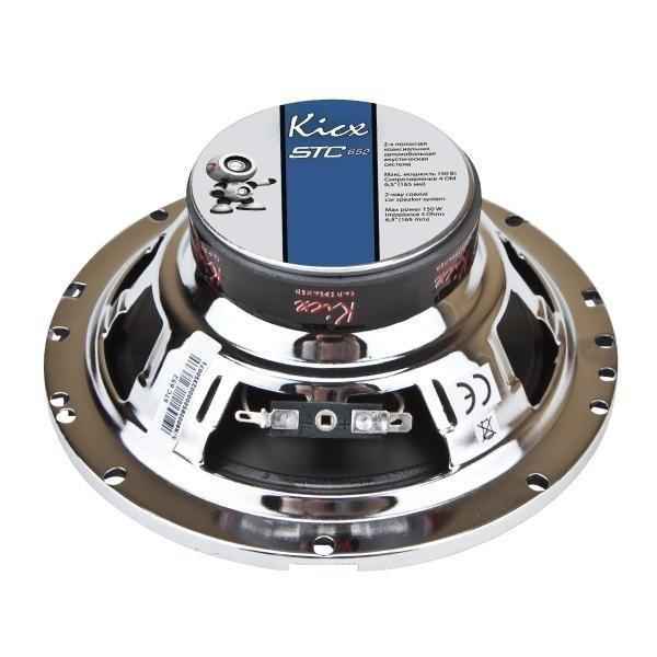 Коаксиальные динамики Kicx STC-652