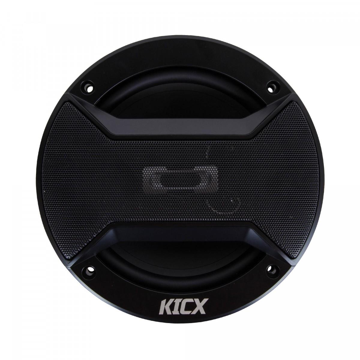 Коаксиальные динамики Kicx RX 652