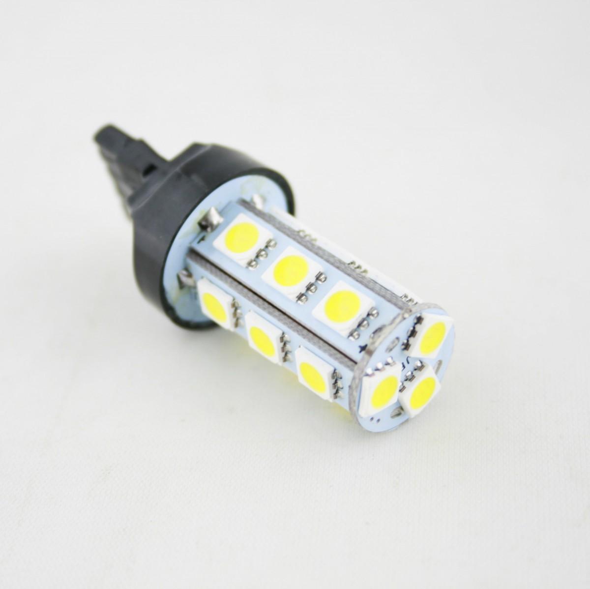 Светодиодная лампа CP (W21W) 1-контактная 18SMD 5050