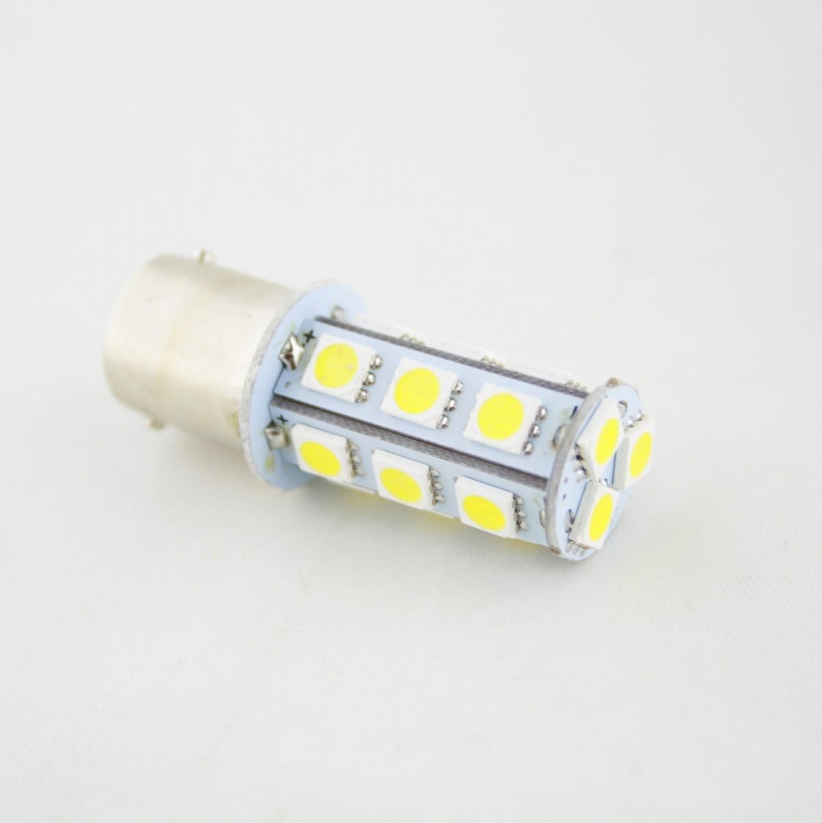 Светодиодная лампа CP (BA15S) 18SMD 5050
