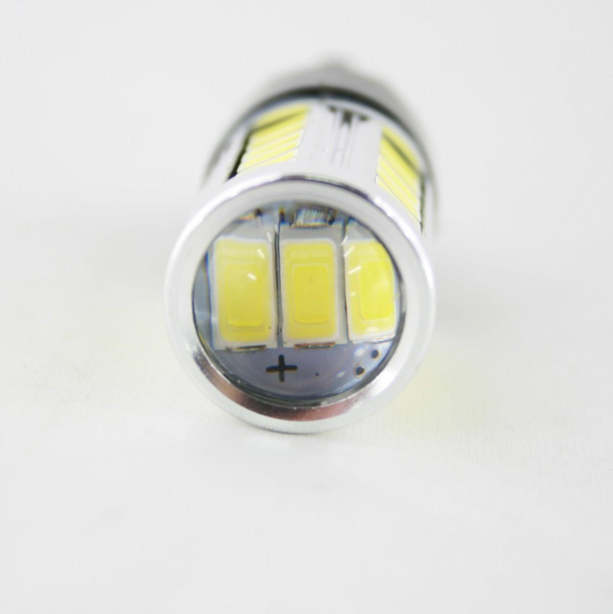 Светодиодная лампа CP (W21W) 2-контактная 33SMD 5730