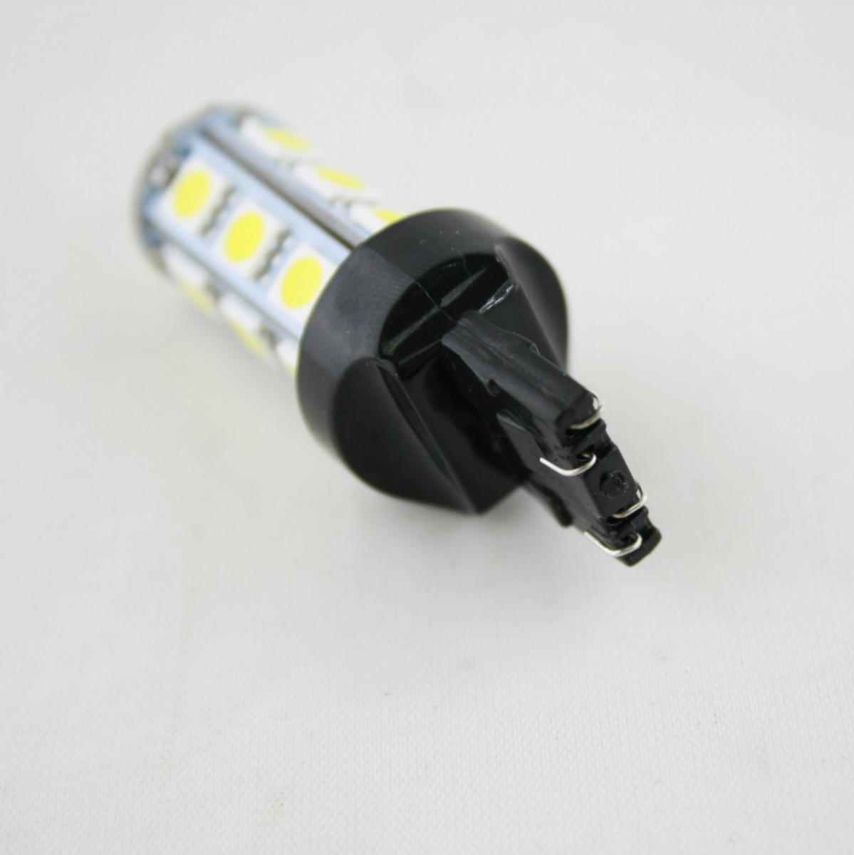 Светодиодная лампа CP (W21W) 2-контактная 18SMD 5050