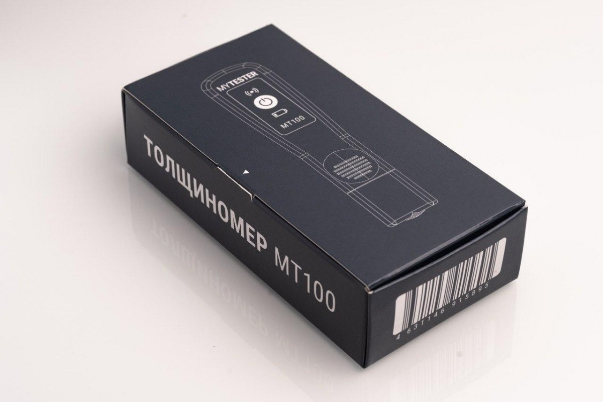 Толщиномер MYTESTER MT100