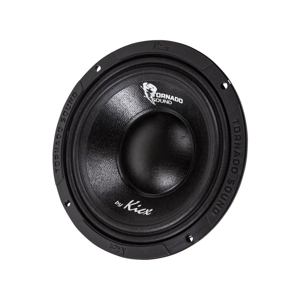 Среднечастотные динамики Kicx Tornado Sound 6.5BP (8 Ohm)