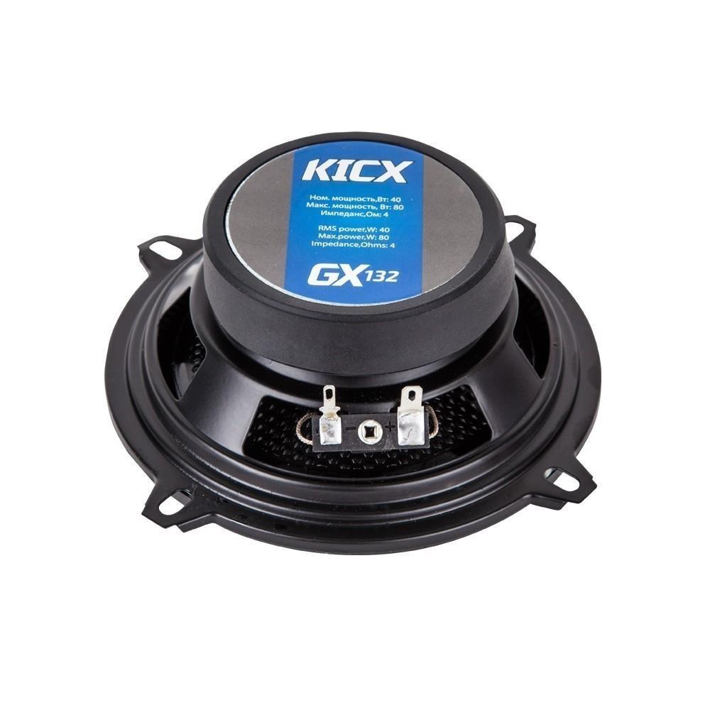Коаксиальные динамики Kicx GX-132
