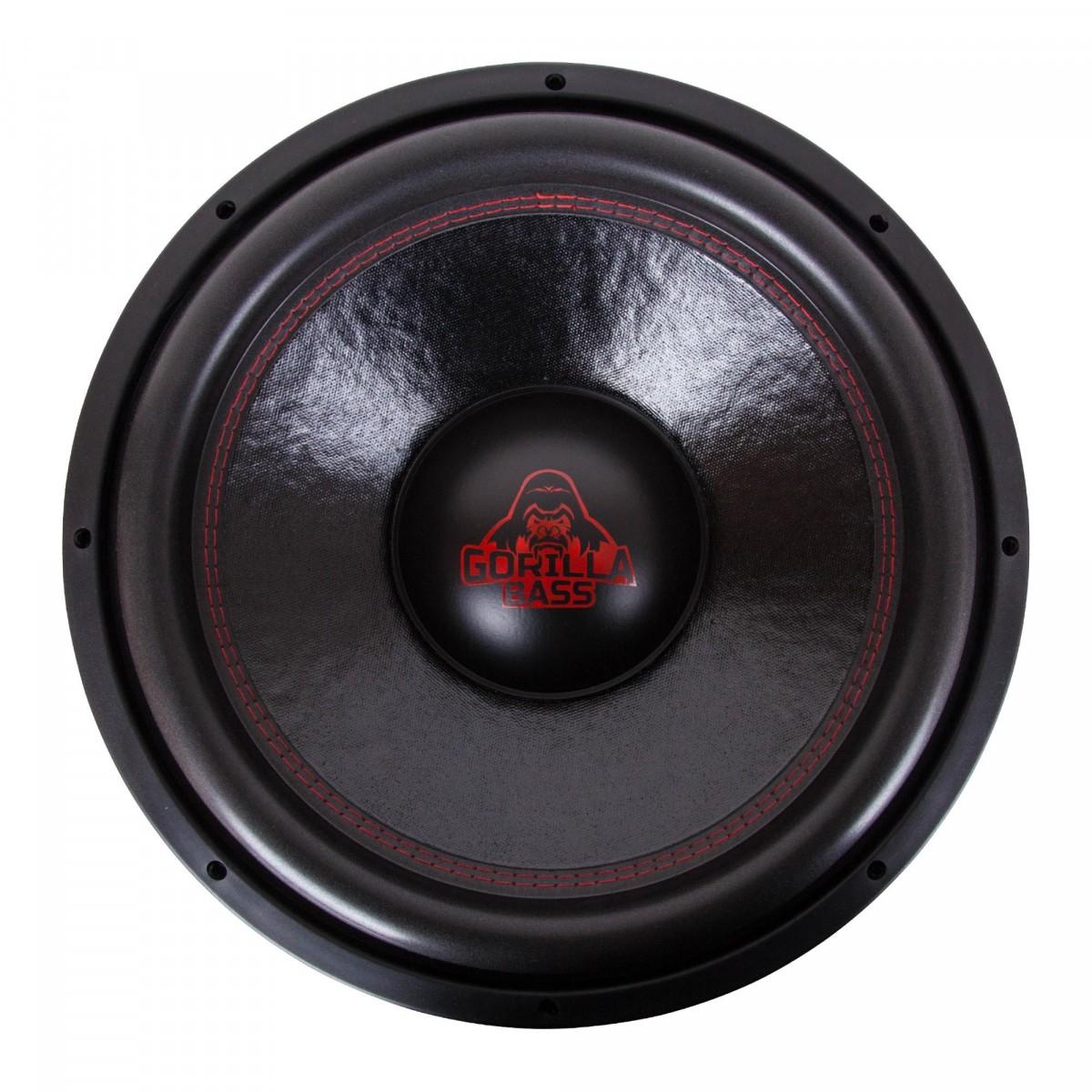 Сабвуфер Kicx Gorilla Bass E15
