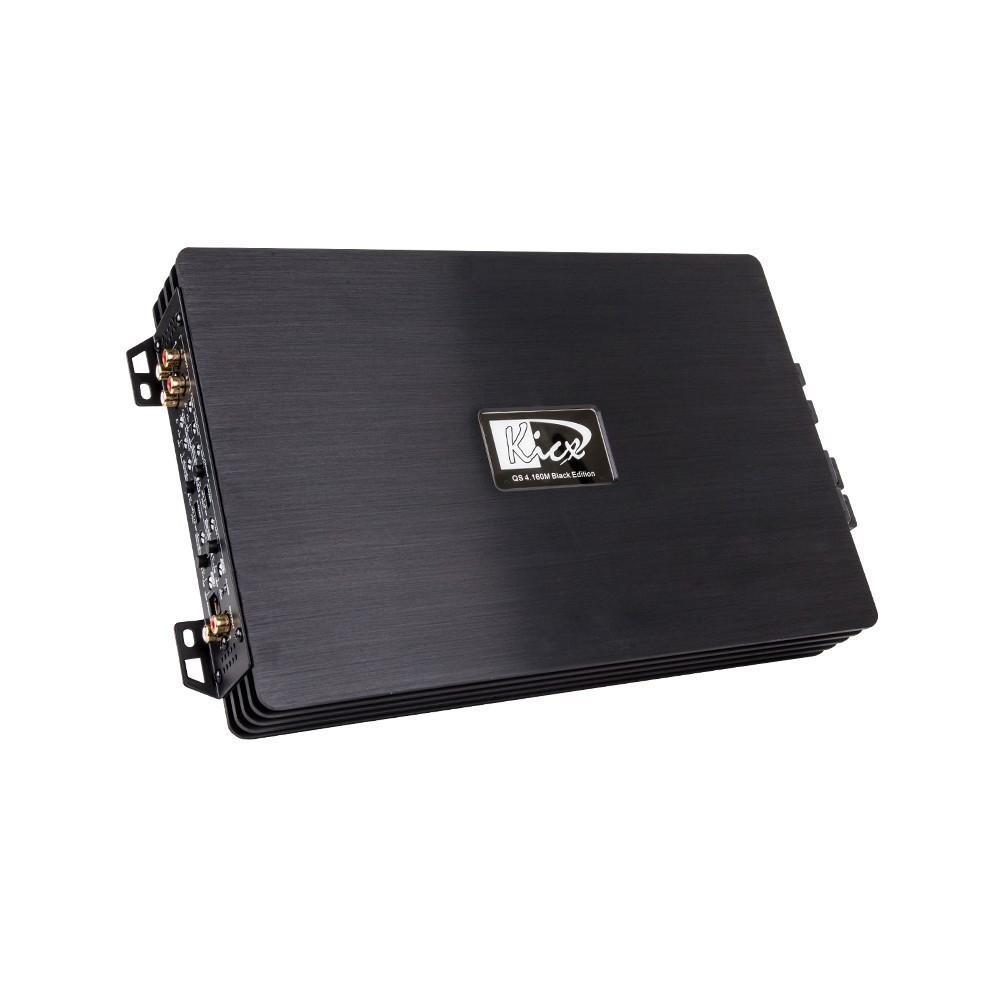 Усилитель Kicx  QS 4.160М Black Edition