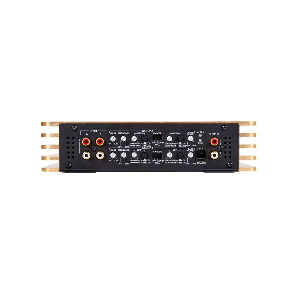 Усилитель Kicx QS 4.160M Gold Edition