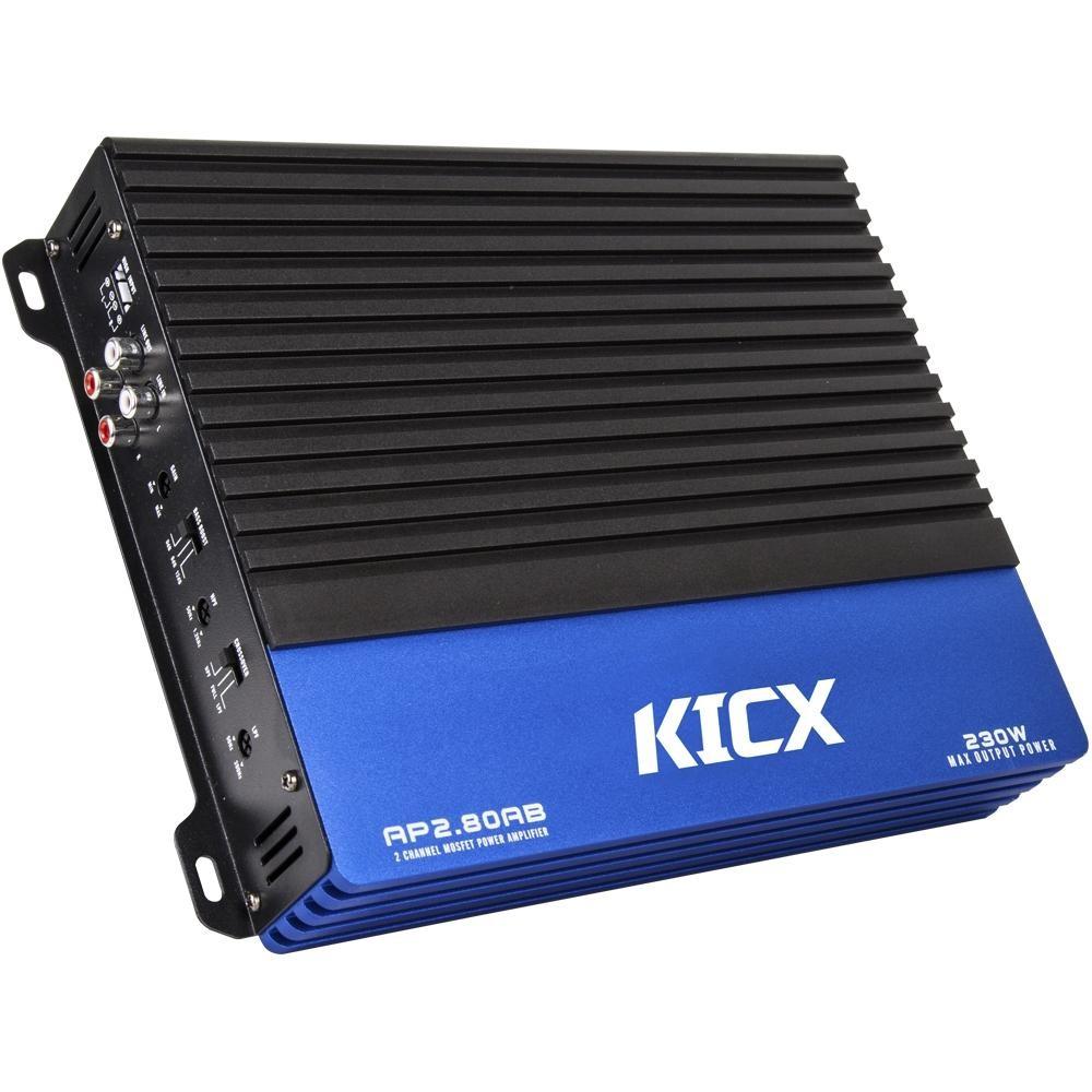 Усилитель Kicx AP 2.80AB