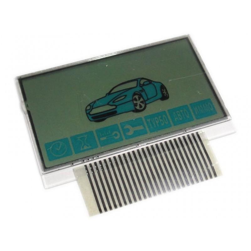 Дисплей для брелка StarLine B92/E90/A93 горизонтальный
