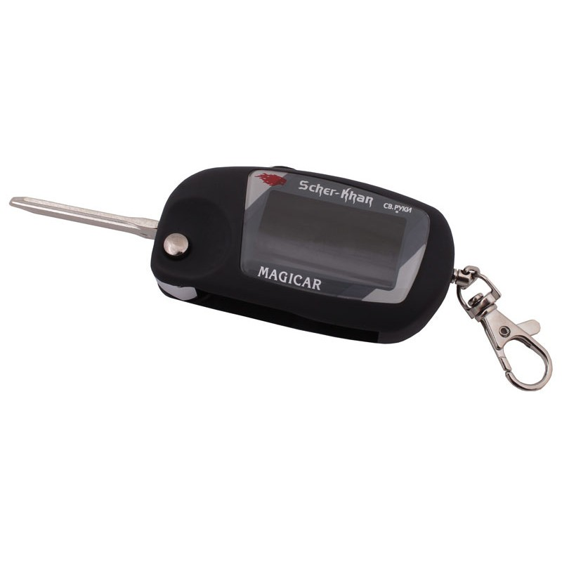 Корпус брелка Scher-Khan Magicar 5/6 + смарт-ключ (2 в 1)