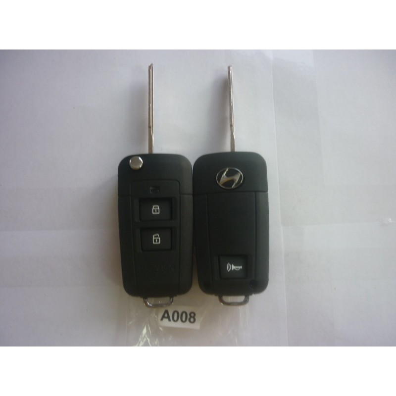 Корпус на Смарт ключ 008 Hyundai Tucson