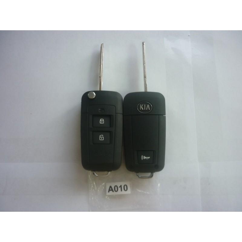 Корпус на Смарт ключ 010 Kia Cerato 2 кнопки