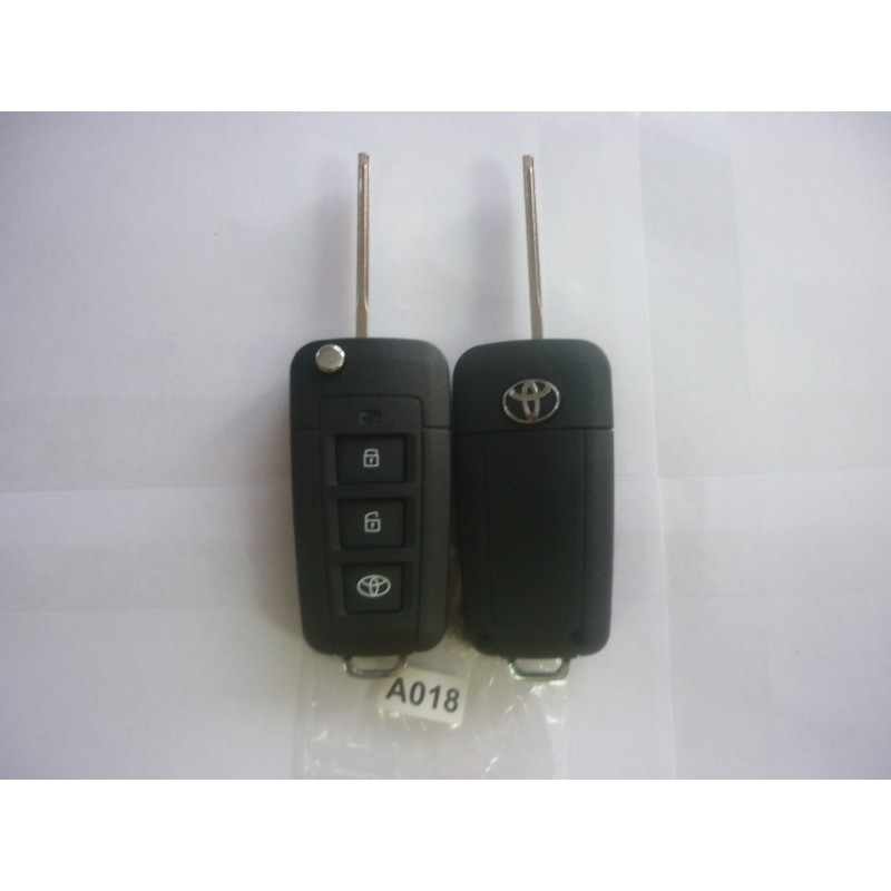 Корпус на Смарт ключ 018 Toyota Yaris