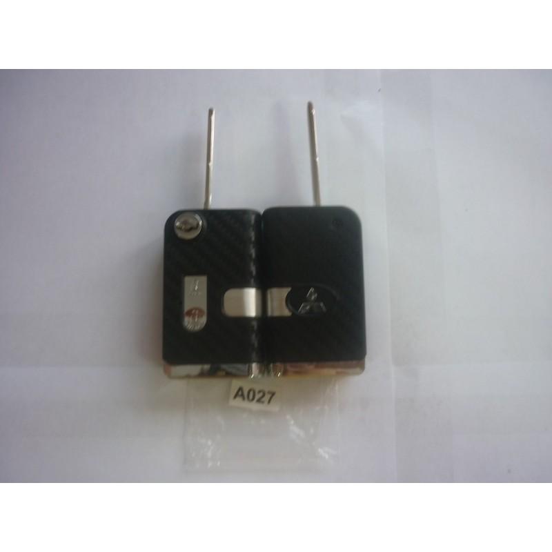 Корпус на Смарт ключ 027 Mitsubishi